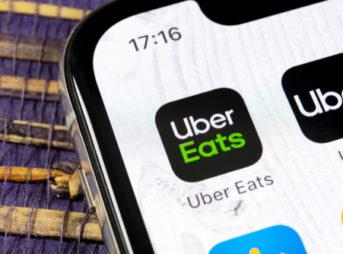 Uber Eats (ウーバーイーツ)注文方法