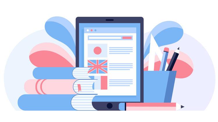オンライン英会話 英和辞書