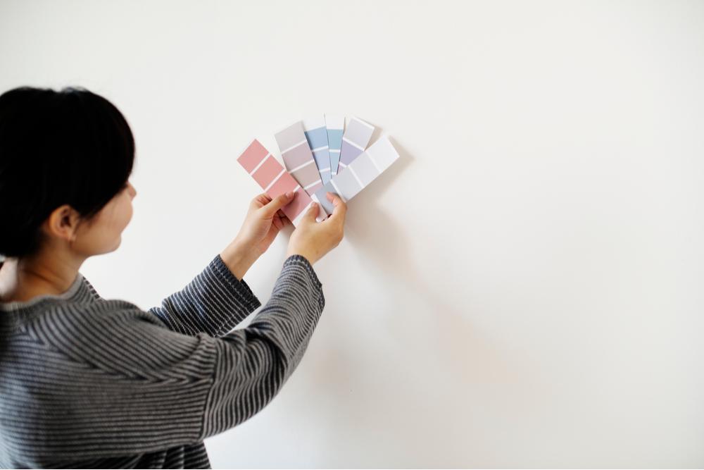 トイレのDIYリフォームの壁材の選び方