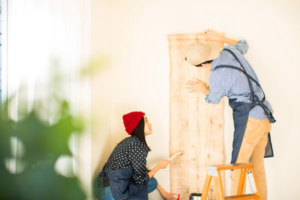 失敗しない洋室リフォームは壁紙選びが肝心!選び方のポイントと費用相場