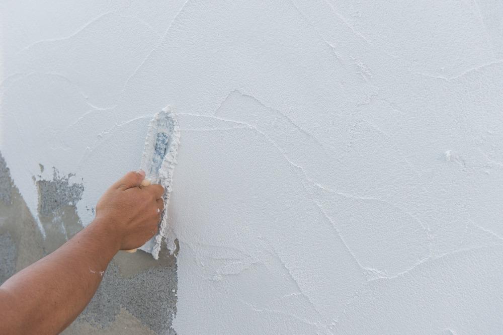 トイレの壁に漆喰を塗る手順